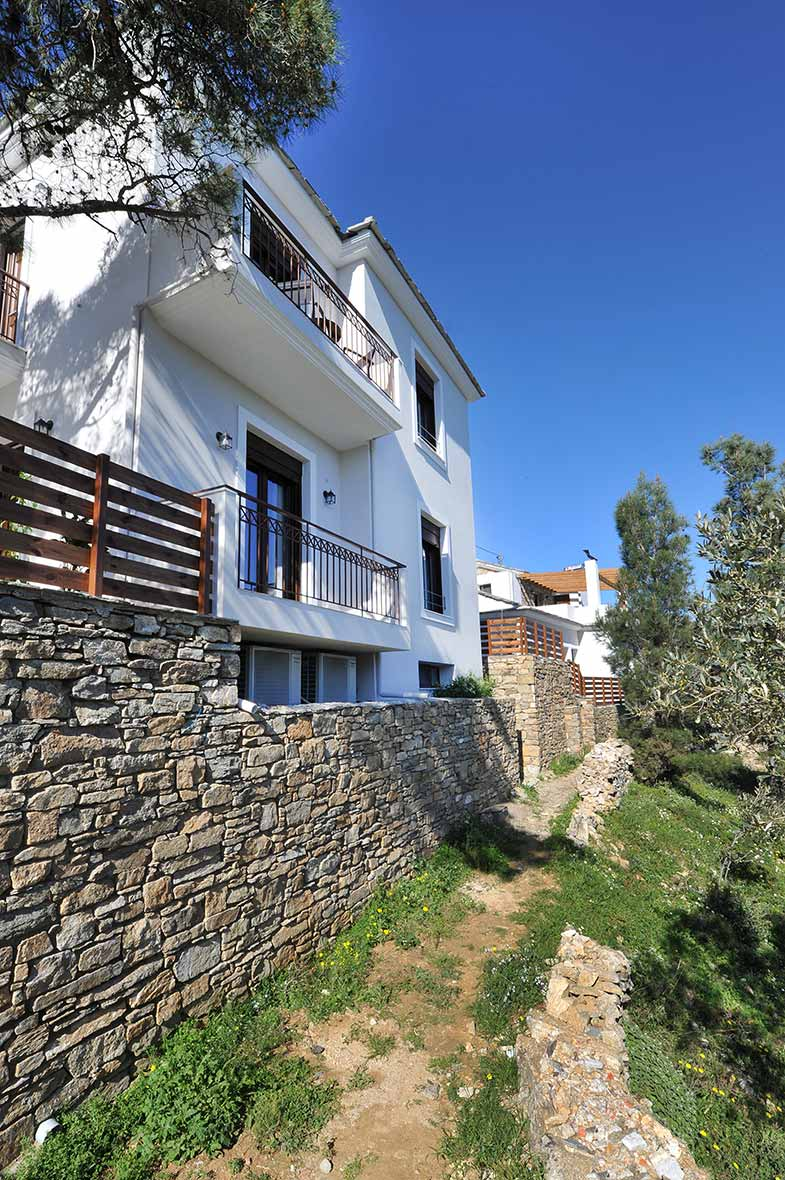 ikaria olivia villas - villa Agrelia external photo
