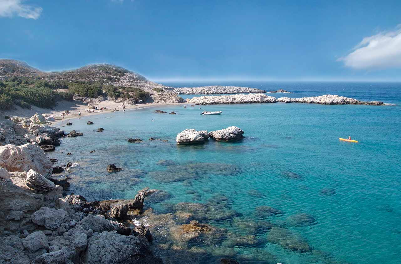 ikaria olivia villas beach saint george photo