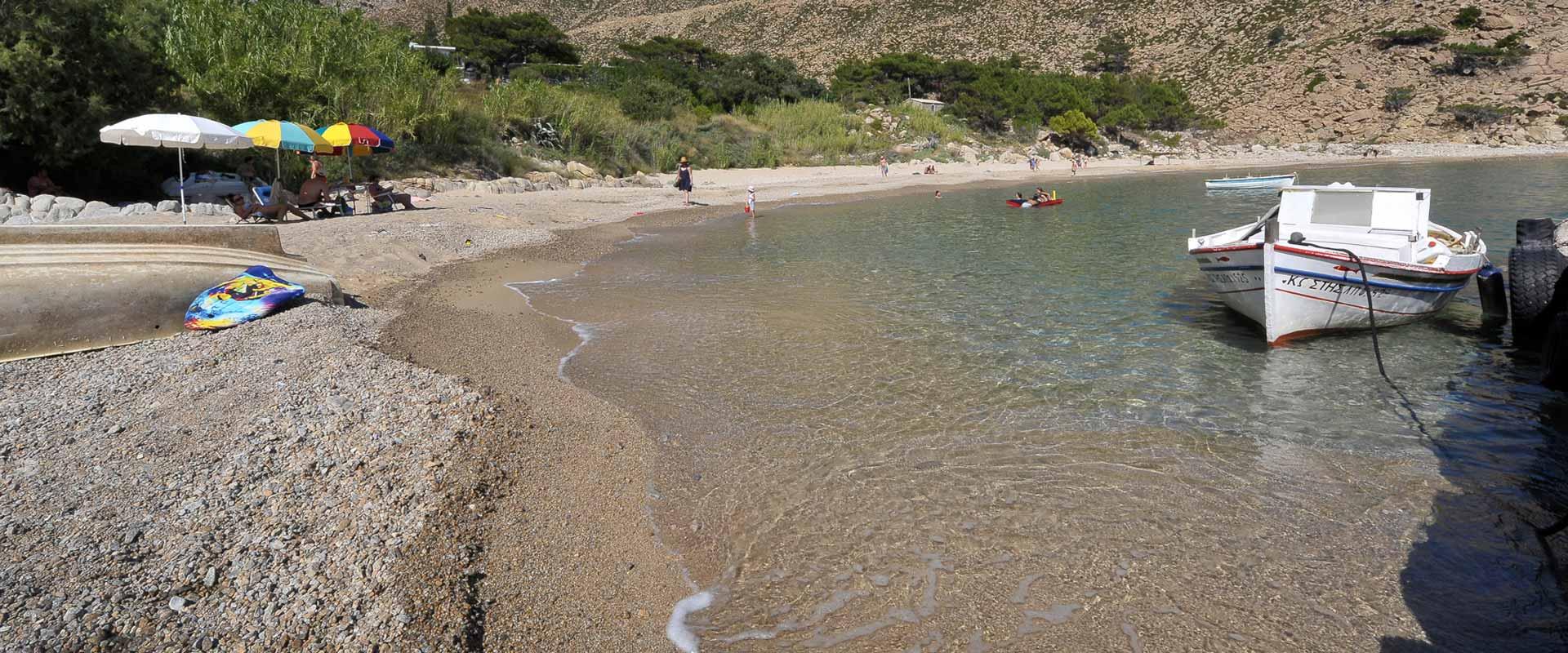 ikaria olivia villas trapalou beach image