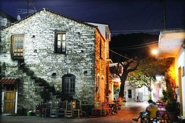 olivia villas προορισμός Ικαρία χώρα εικόνα