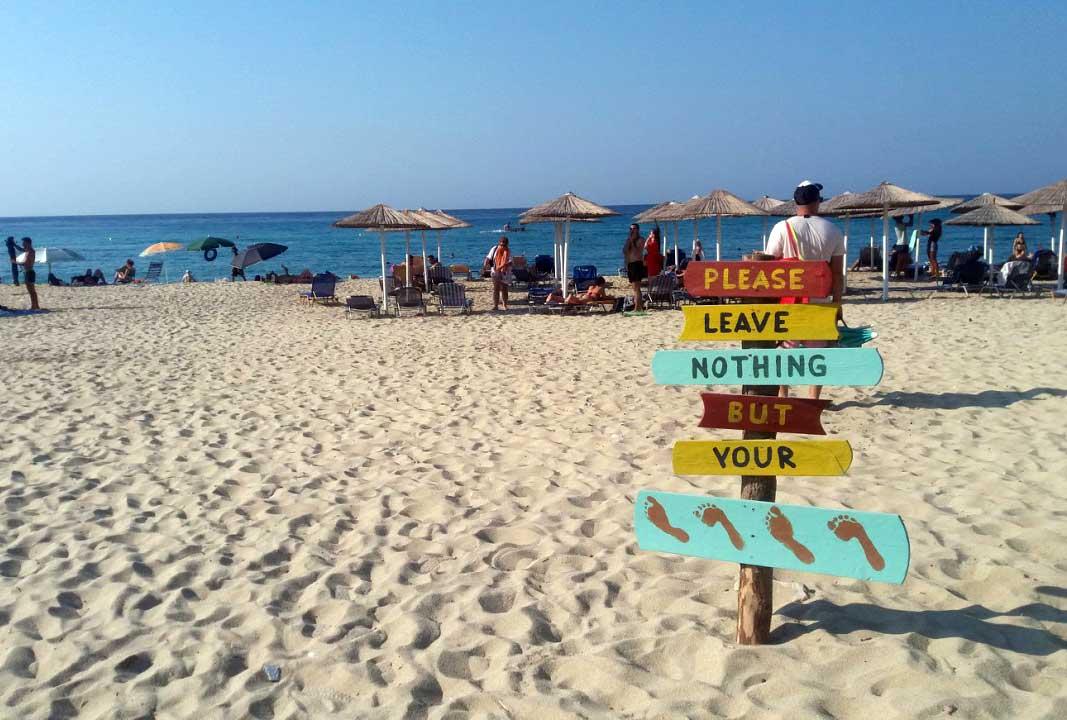 olivia villas προορισμός Ικαρία παραλία αμμουδιά εικόνα
