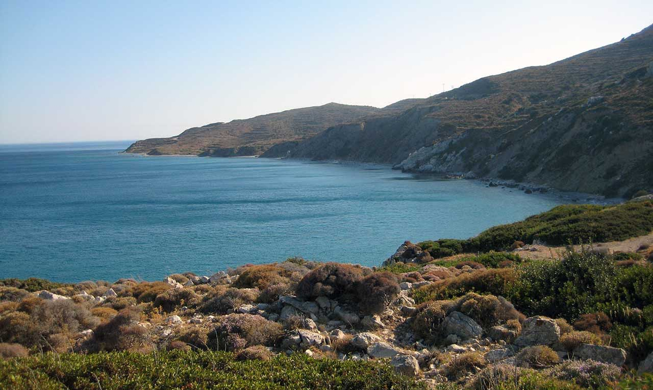 ikaria olivia villas destination to ikaria beach foto